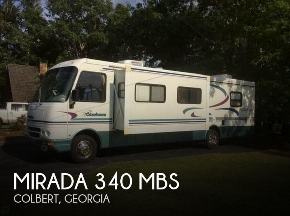 2000 Coachmen Mirada 340 MBS