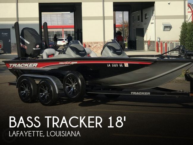 2016 Bass Tracker Pro Team 195 TXW