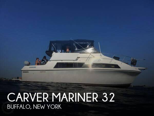 1986 Carver Mariner 32