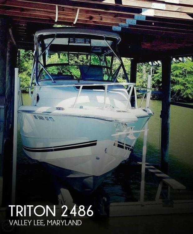 2006 Triton 2486