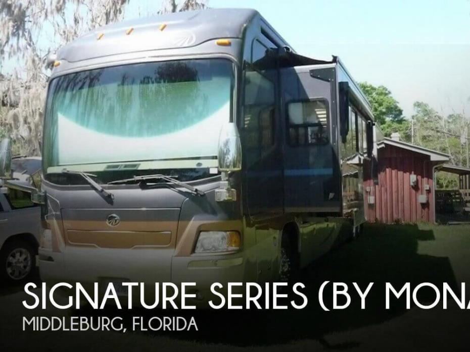 2007 Signature Series (by Monaco) 45 Commander IV