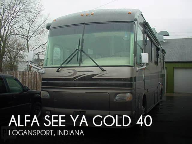 2006 Alfa Alfa See Ya Gold 40