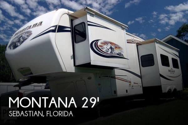 2012 Keystone Montana M-295RKD Mountaineer Edition