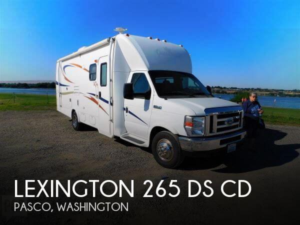 2013 Forest River Lexington 265 DS CD
