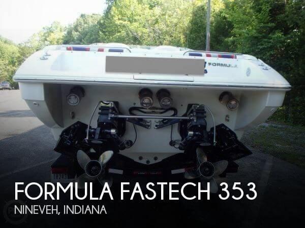 2000 Formula FasTech 353