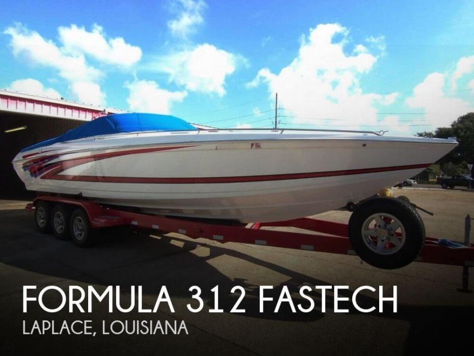 2001 Formula 312 Fastech