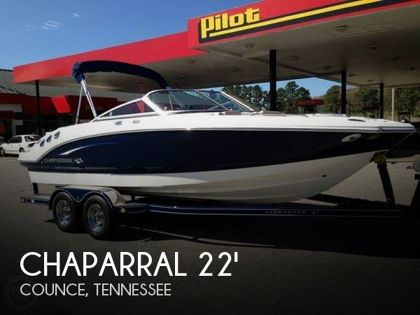2012 Chaparral 216 SSI WIDETECH