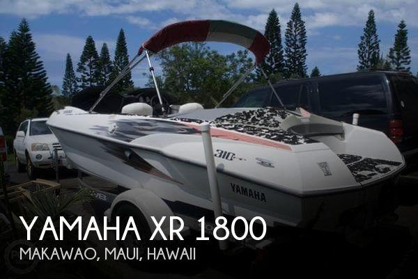 2000 Yamaha XR 1800