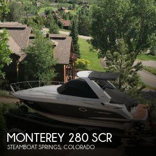 2010 Monterey 280 SCR
