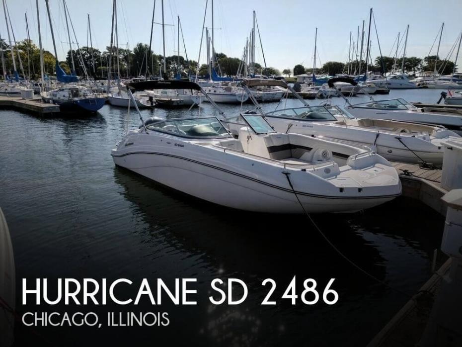 2017 Hurricane SD 2486