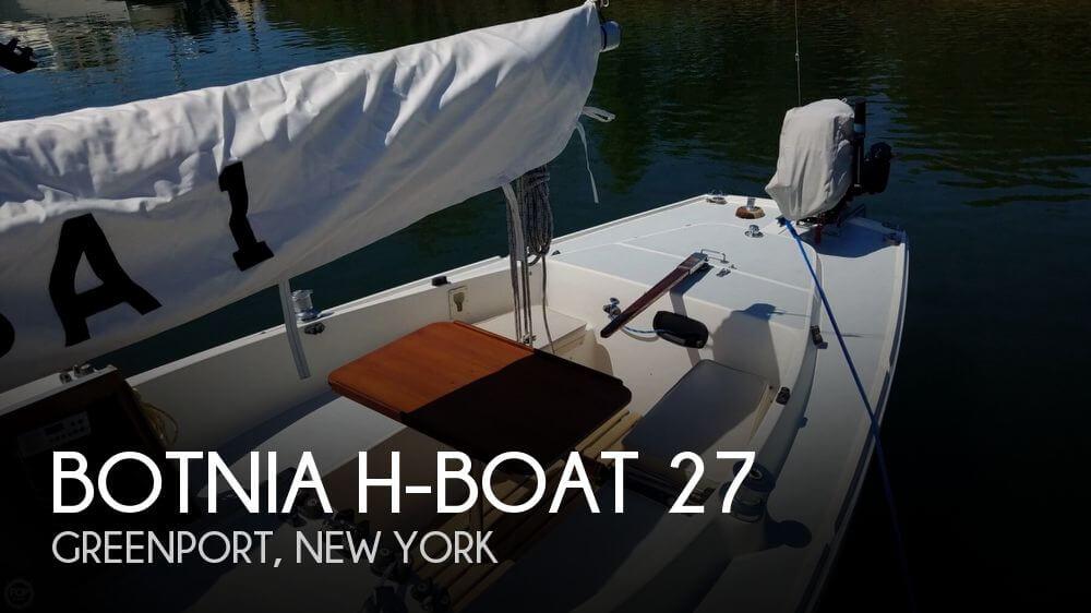 1979 Botnia H-Boat 27