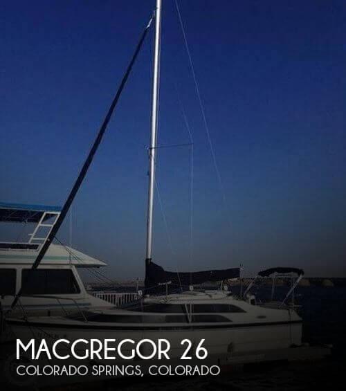 2009 MacGregor 26