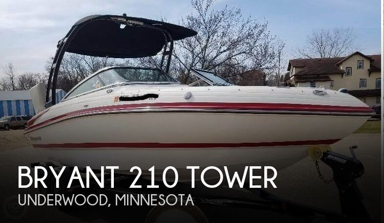 2013 Bryant 210 Tower
