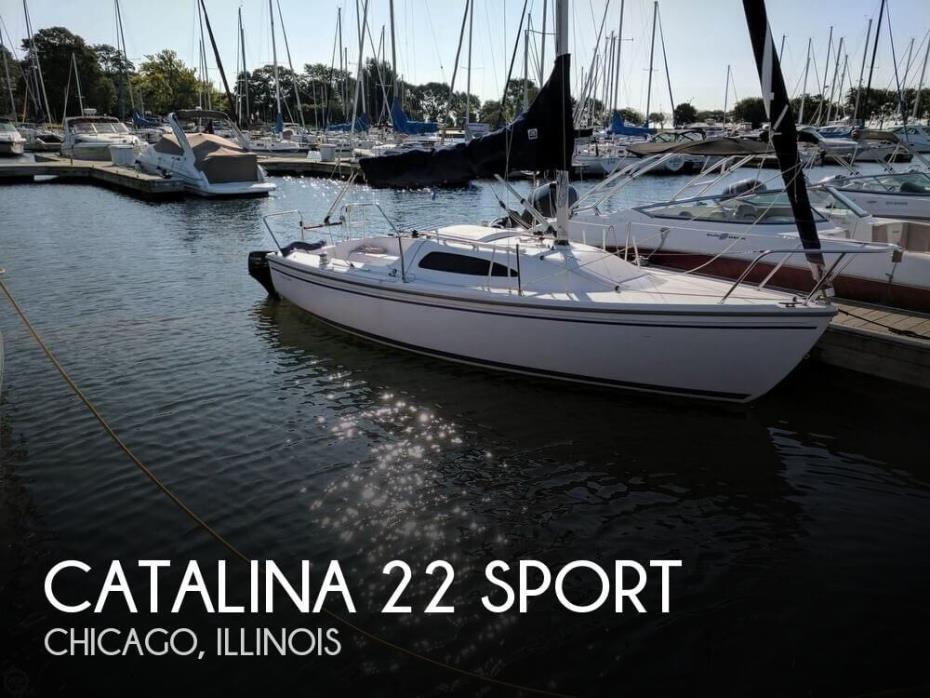 2017 Catalina 22 Sport