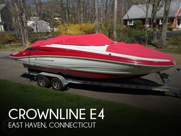 2012 Crownline E4