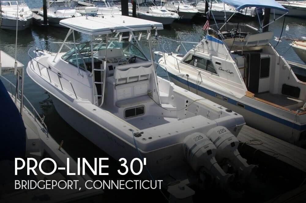 1995 Pro-Line 2950 Walkaround