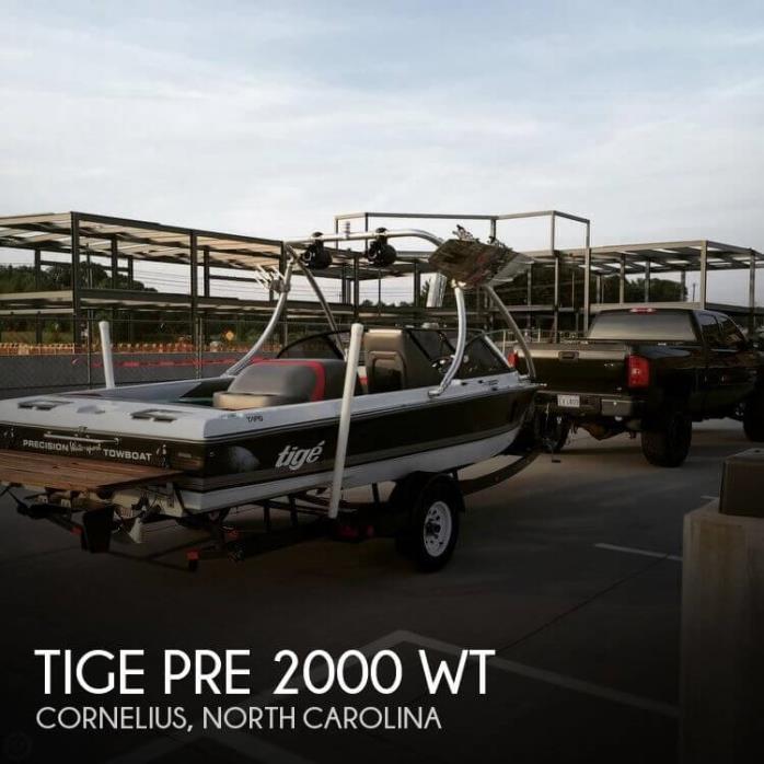 1996 Tige PRE 2000 WT