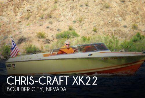 1973 Chris-Craft XK22