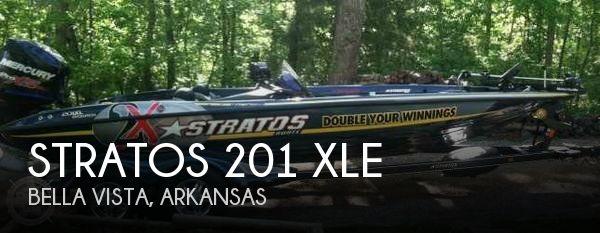2014 Stratos 201 XLE