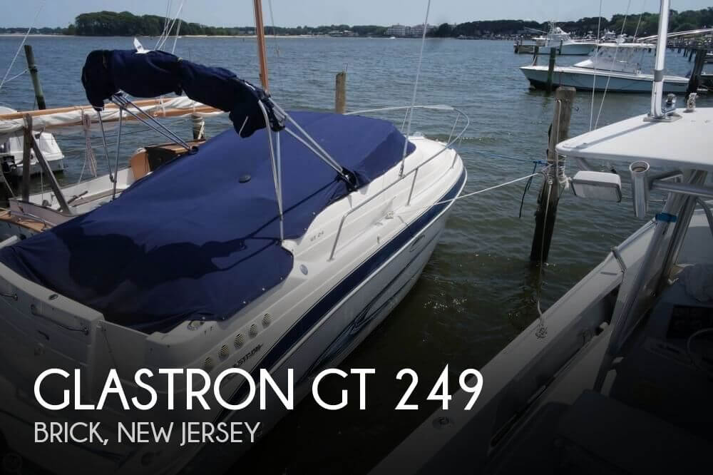 2009 Glastron GT 249