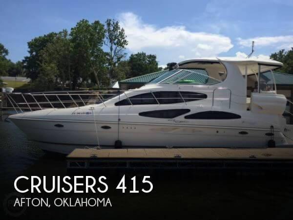 2007 Cruisers Yachts 415
