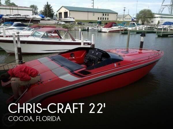 1986 Chris-Craft Stinger 222