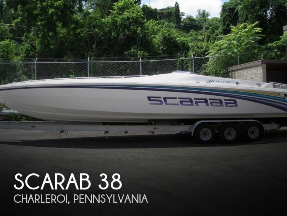 1995 Scarab 38