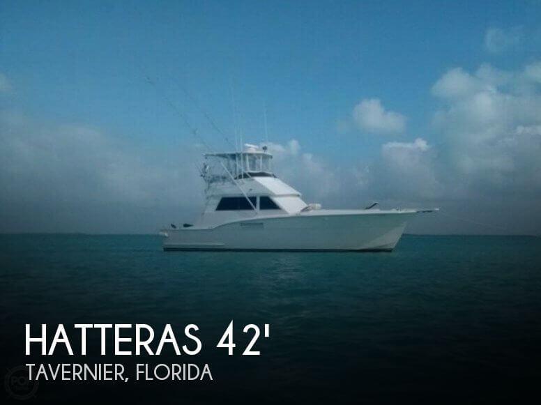 1971 Hatteras 42 Sportfish
