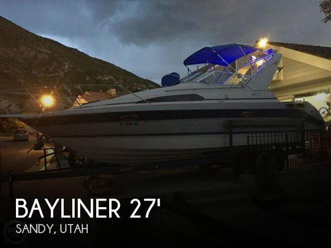 1989 Bayliner 2755 Ciera Sunbridge