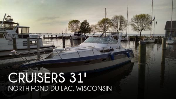 1988 Cruisers Yachts 3170 Esprit