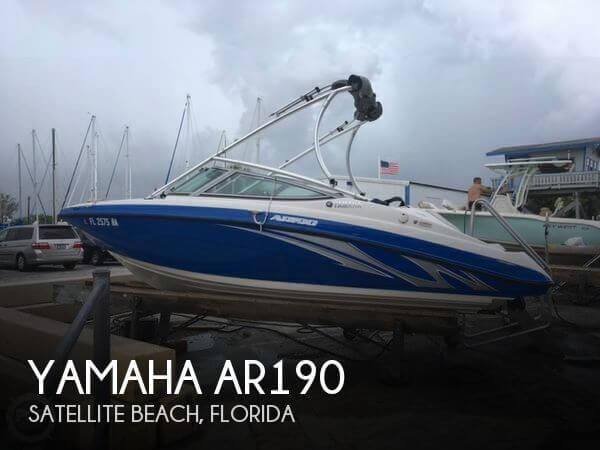 2015 Yamaha AR190