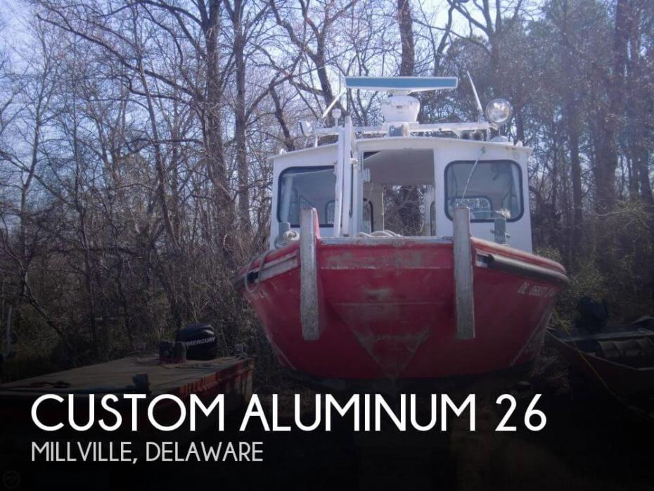 1972 Custom Aluminum 26