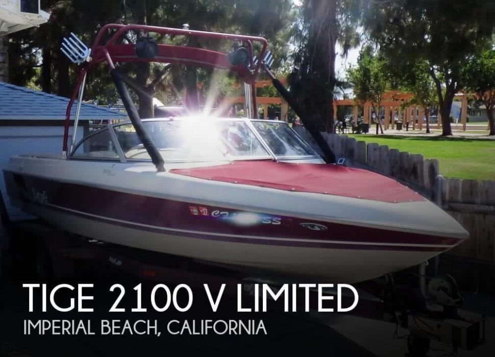 2000 Tige 2100 V Limited
