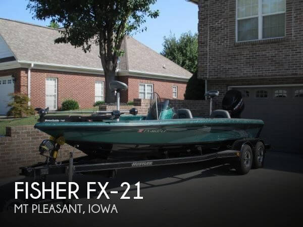 1998 Fisher FX-21