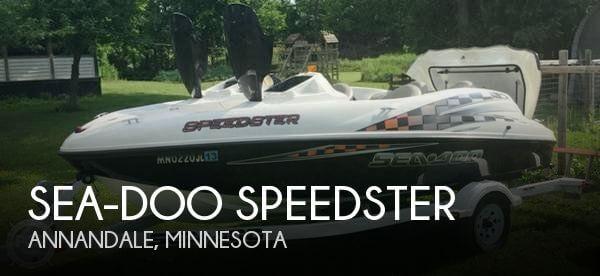 2002 Sea-Doo Speedster