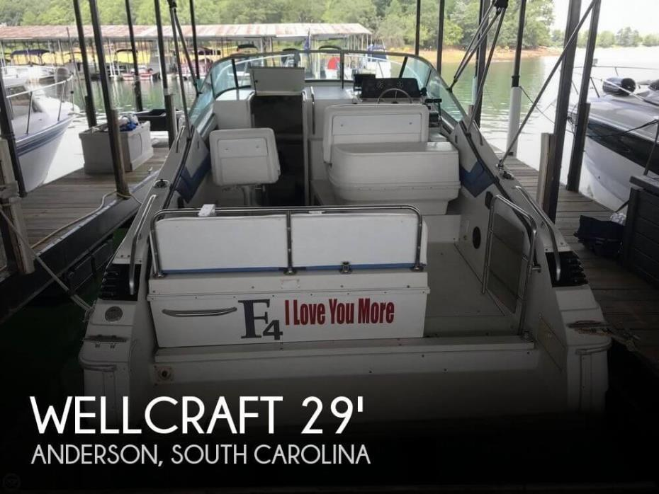 1990 Wellcraft Prima 2900