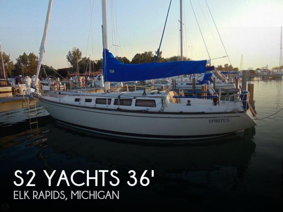 1985 S2 Yachts 11 Meter Aft Cockpit