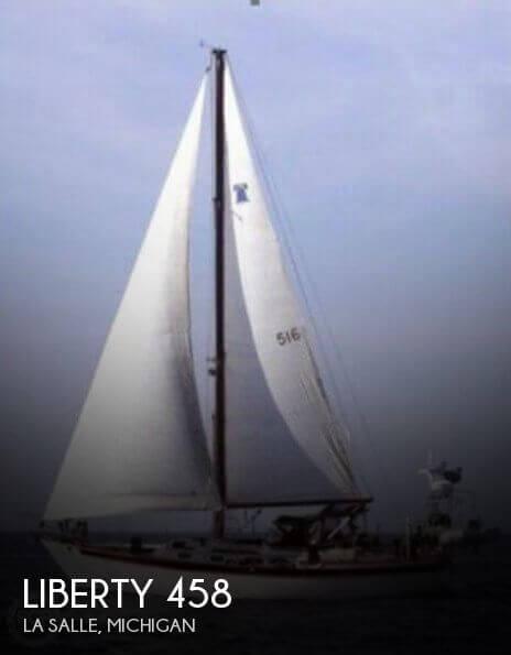 1984 Liberty 458