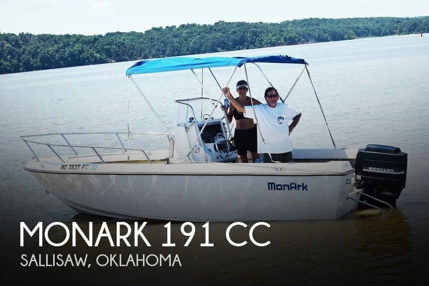 1986 MonArk 191 CC