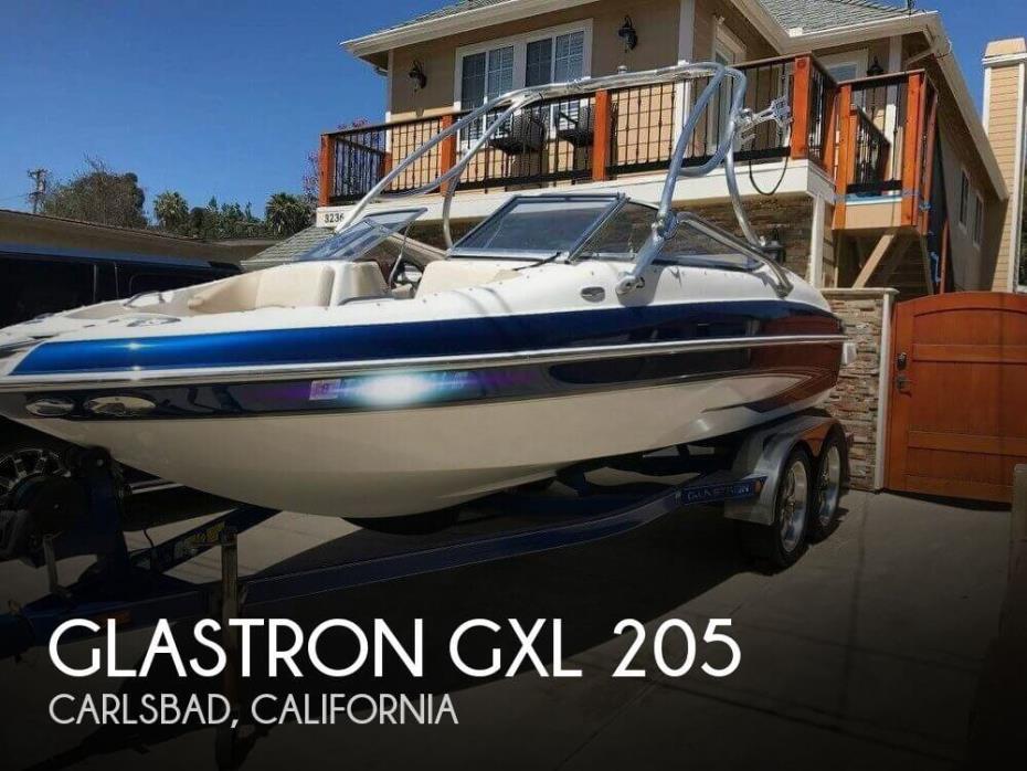 2006 Glastron GXL 205