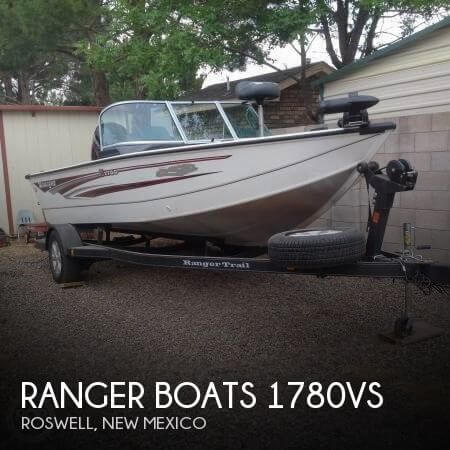 2015 Ranger Boats 1780VS