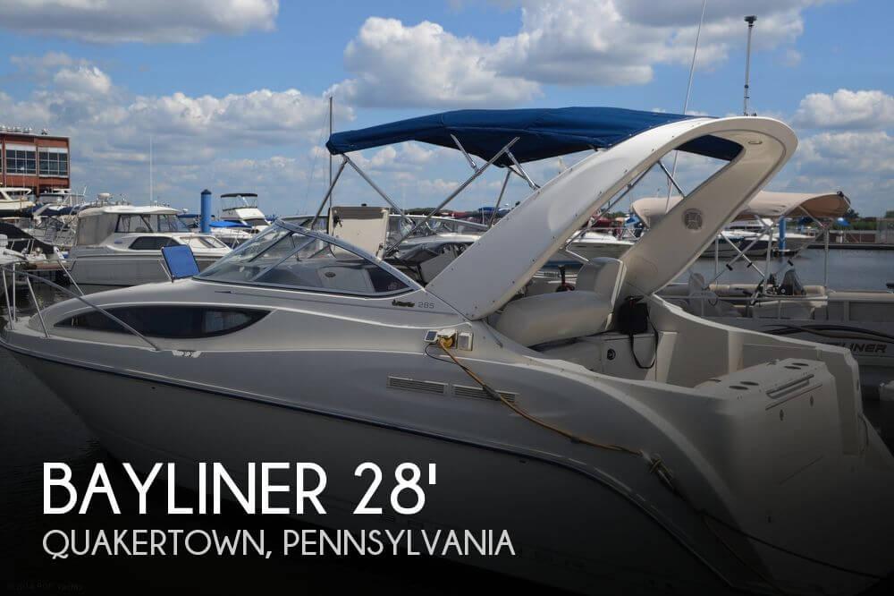 2005 Bayliner 285 Ciera Sunbridge