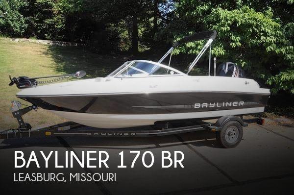 2013 Bayliner 170 BR