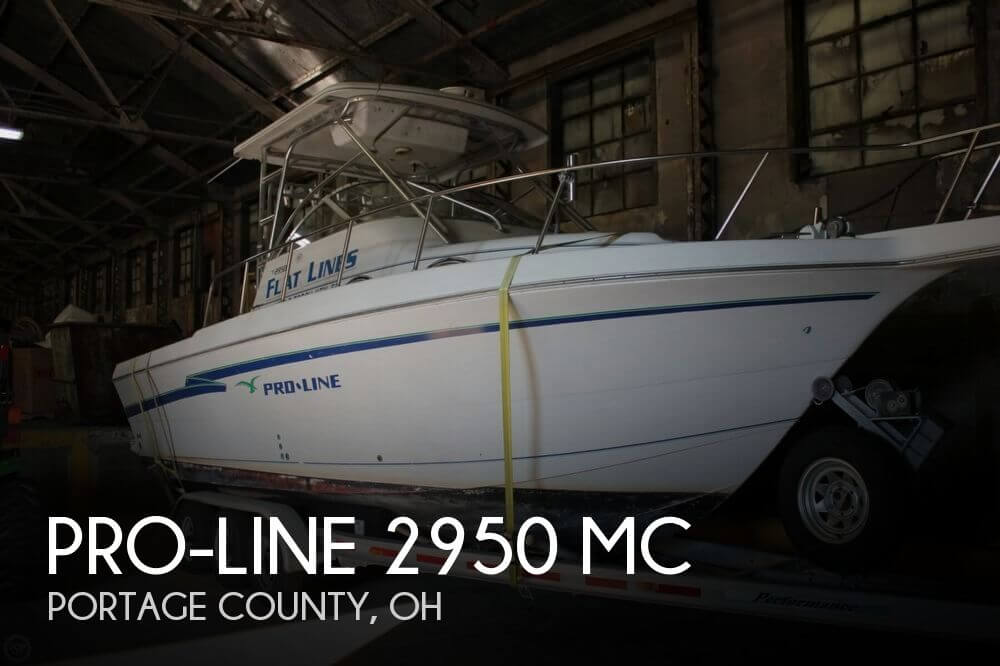 1999 Pro-Line 2950 MC