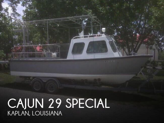 1983 Cajun 29 Special