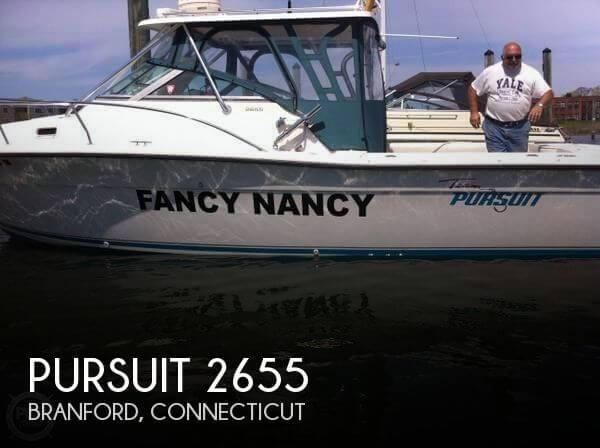 1993 Pursuit 2655