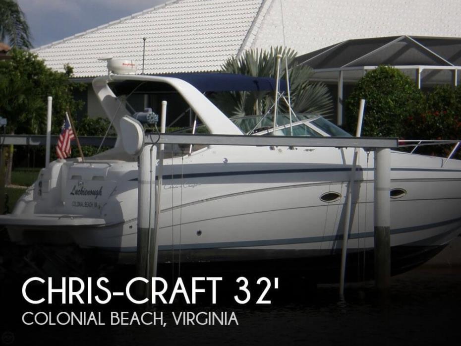 2000 Chris-Craft 328 Express Cruiser