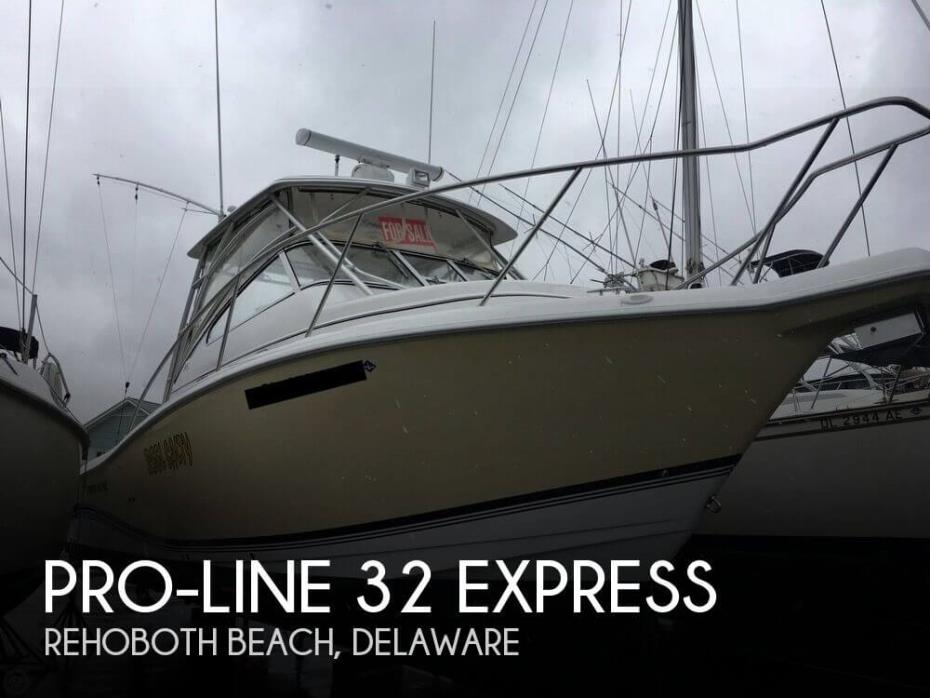 2005 Pro-Line 32 Express