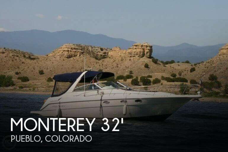 1999 Monterey 322 Cruiser