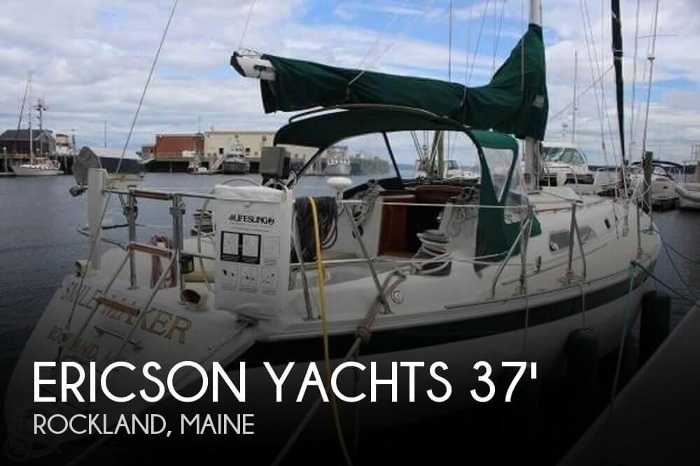 1987 Ericson Yachts 38-200